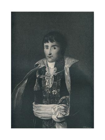 'Lucien Bonaparte, Prince of Canino', c1800, (1896)