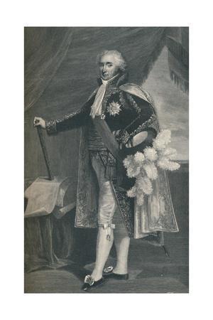 'Marshal Charles-Pierre-François Augereau, Duke of Castiglione', c1800, (1896)