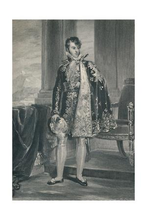 'Prince Camillo Borghese - Second Husband of Pauline Bonaparte', c1810, (1896)