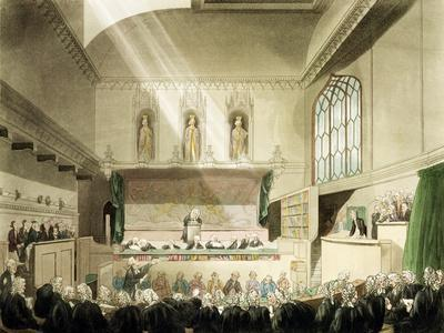 Court of King's Bench, Westminster Hall