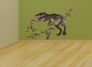 T. Rex Layout