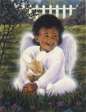 Guardian Angel II by T. Richard