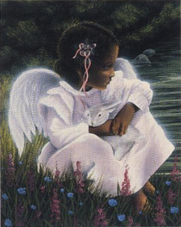 Guardian Angel by T. Richard