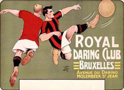 Royal Daring Club, Bruxelles by T'Sas