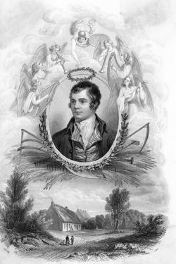 Robert Burns, Watt by T Watt