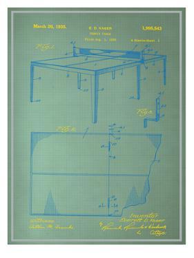 Table Tennis Blueprint