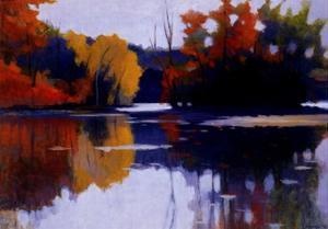 Perfect Autumn by Tadashi Asoma