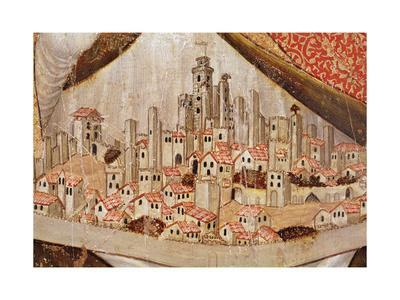Detail of San Gimignano, C.1391