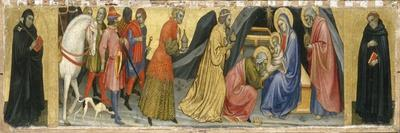 The Adoration of the Magi and Two Saints, C.1404