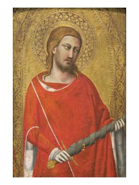 Saint Julian by Taddeo Gaddi