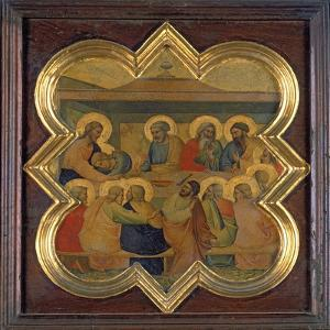 The Last Supper by Taddeo Gaddi