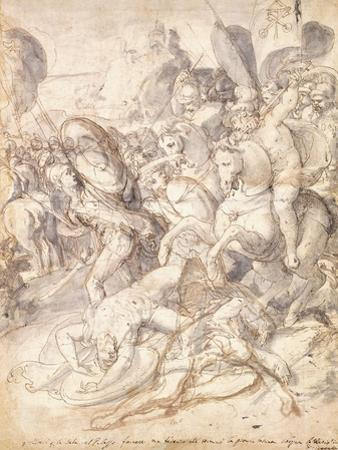 The Battle of Cosa