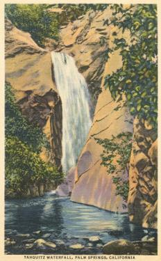 Tahquitz Waterfall, Palm Springs