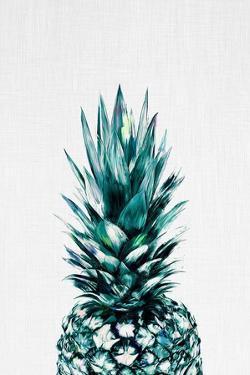 Pineapple II by Tai Prints