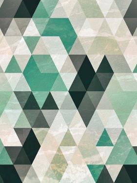 Triangle Pattern by Tai Prints