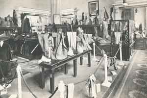Tailoring Section of Selfridges Department Store
