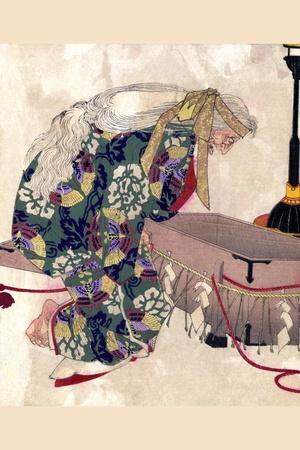 Watanabe No Tsuna and the Demon of Ibaraki