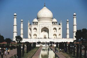 Taj Mahal, Agra, India, 1632-1654