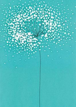 Dandelion Flower Head by Takashi Sakai