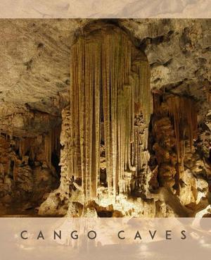 Vintage Cango Caves, Oudtshoorn, South Africa, Africa by Take Me Away