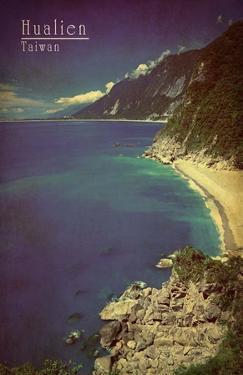 Vintage Hualien Coast, Taiwan, Asia by Take Me Away