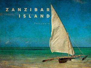 Vintage Zanzibar Island, Tanzania, Africa by Take Me Away