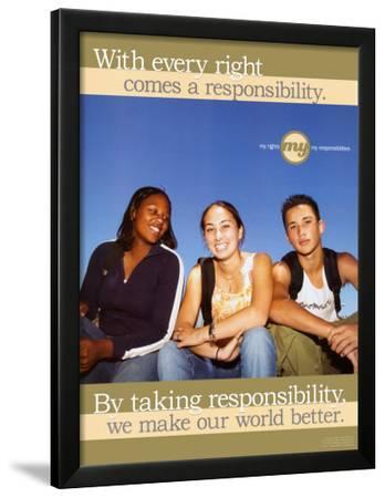 Taking Responsibilty