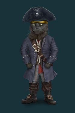 CatBeard (Pets Rock) by Takkoda