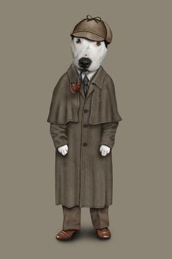 Detective (Pets Rock) by Takkoda