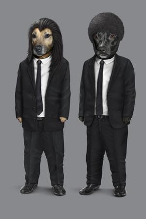 Hit Dogs (Pets Rock) by Takkoda