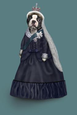 Queen Vic (Pets Rock) by Takkoda