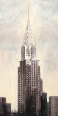 Chrysler Building N.Y.C. by Talantbek Chekirov
