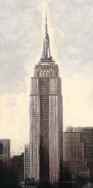 Empire State Building NYC by Talantbek Chekirov