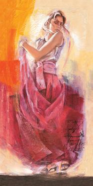 Flamenco Dance by Talantbek Chekirov