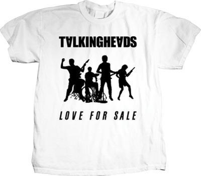 Talking Heads - Love For Sale