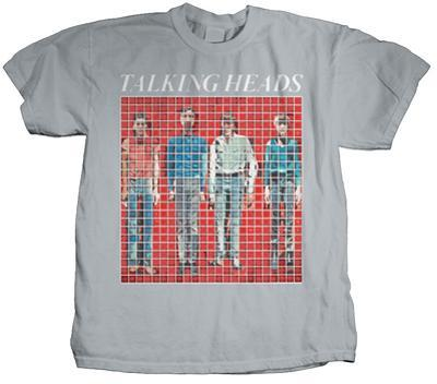 Talking Heads - More Songs About Bldgs. & Food