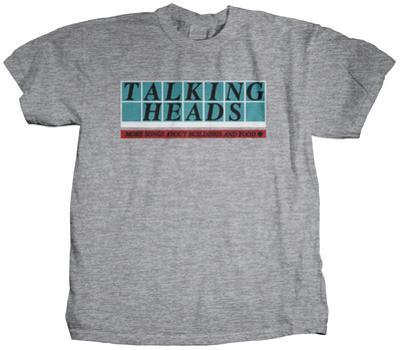 Talking Heads - More Songs Logo