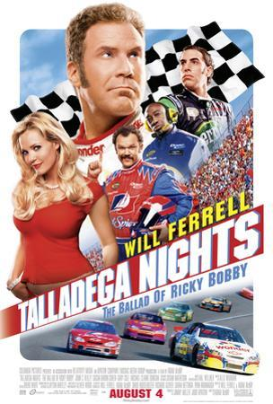 Talladega Nights: The Ballad of Ricky Bobby Style A1