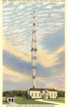 Tallest Radio Tower, Nashville, Tennessee