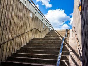 Staircase from Underground by talsen
