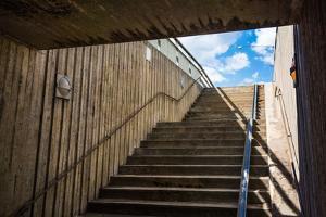 Underground Staircase by talsen