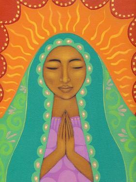 Virgin de Guadalupe by Tamara Adams