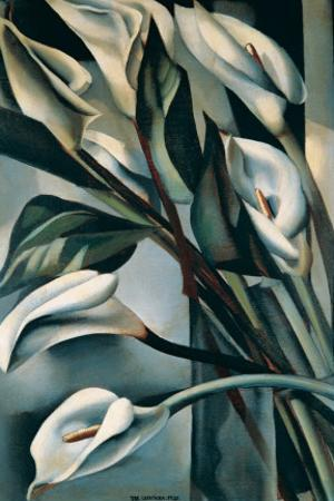 Arums II by Tamara de Lempicka