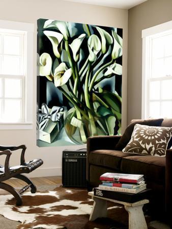 Arums by Tamara De Lempicka