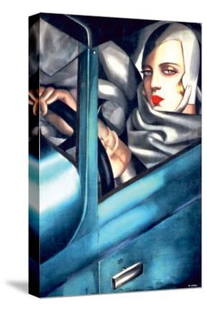 Autoportrait by Tamara de Lempicka