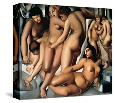 Femmes au Bain by Tamara de Lempicka