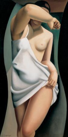 Le Modele by Tamara de Lempicka