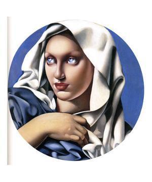 Madonna by Tamara de Lempicka