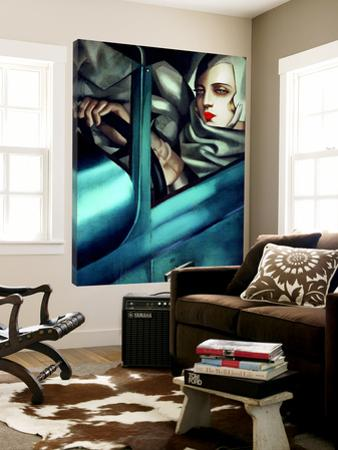 My Portrait by Tamara De Lempicka