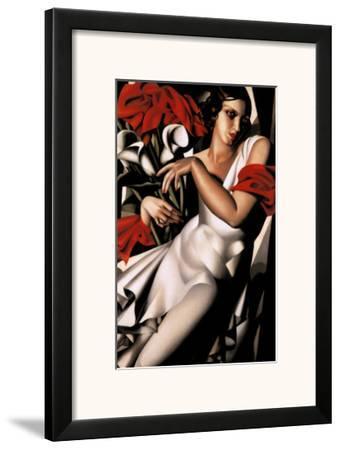 Portrait d'Ira by Tamara de Lempicka